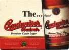 The...Budweiser Budvar Premium Czech Lager    Over 700 years brewing tradition in the Czech city...